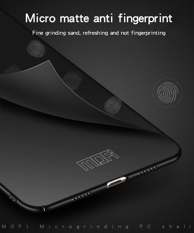 New Brand For Meizu Meilan 6T 6t Cover Case Original MOFI Hard Case Hight Quality Phone Shell 5.7""
