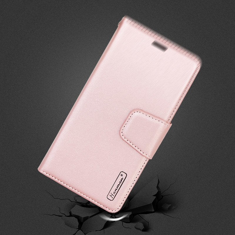 Original Hanman Leather Case For Samsung Galaxy S 7 S7 Edge G930F G930FD G930W8 G935F G935FD G935W8 G9350 Phone Bags Cover Coque