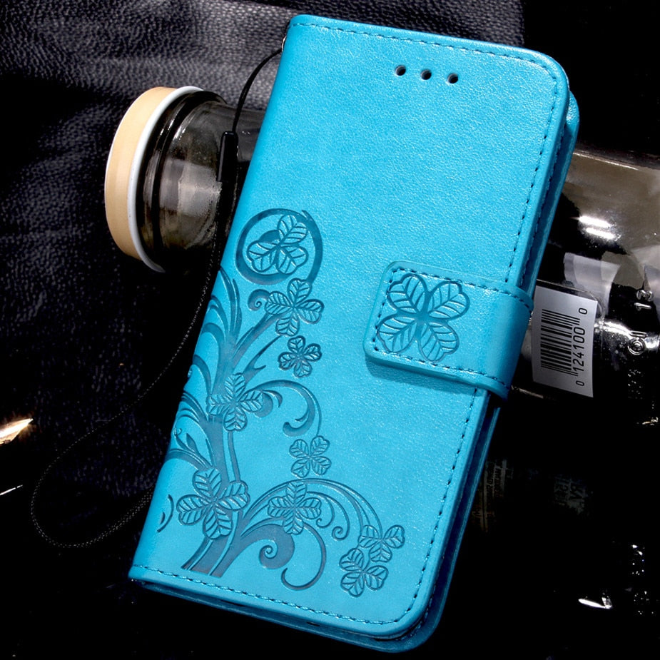 Phone Bag Leather Case For Samsung Galaxy S3 S4 S5 Mini S6 S7 Edge A310 A510 J1 J3 J120 J510