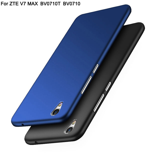 Silicone Phone Cases For ZTE Blade V7 Max BV0710 Cover Skin DIY Painted Bag Shell For ZTE Blade V7 Max Back Case Cover