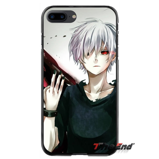 TOKYO GHOUL Accessories Phone Cases Covers For LG G6 L90 V20 Nexus 5X 6P K10 Moto E E2 E3 G G2 G3 G4 G5 PLUS X2 Play