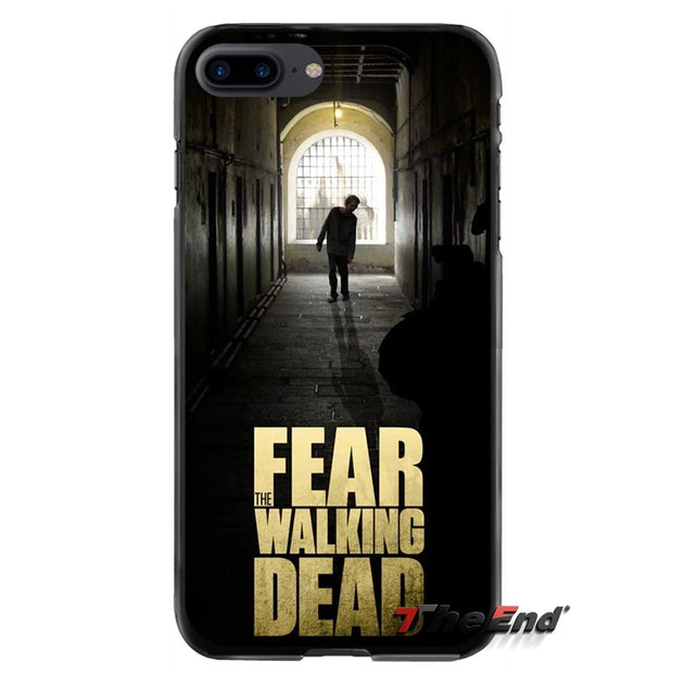 The Walking Dead Accessories Phone Shell Covers For LG G6 L90 V20 Nexus 5X 6P K10 Moto E E2 E3 G G2 G3 G4 G5 PLUS X2 Play