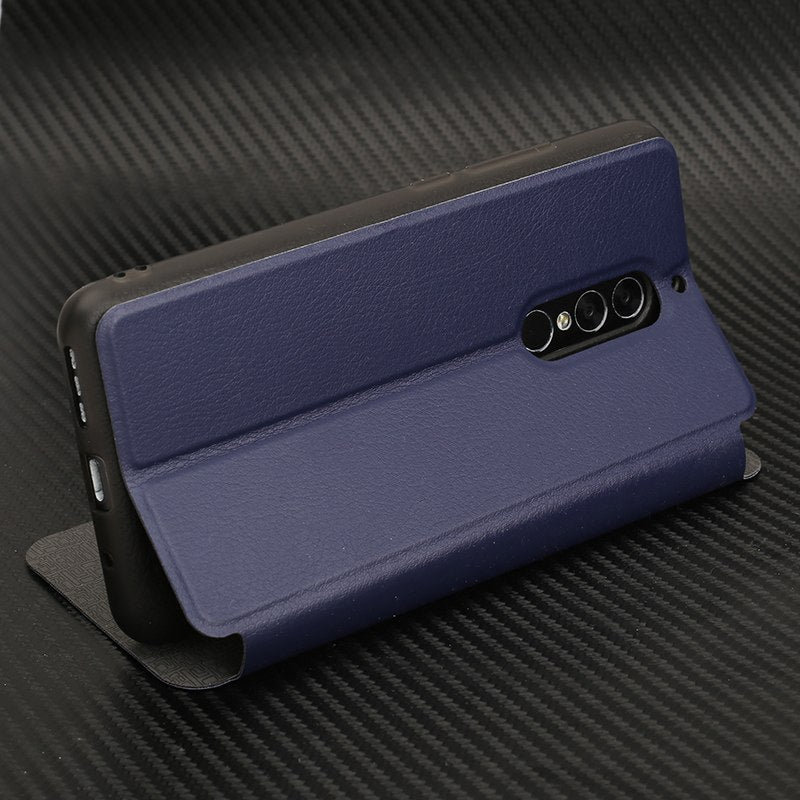 UMIDIGI S2/S2 Pro/ S2 Lite Luxury Leather Case Protective Stand Flip PU Leather Cover Case For UMIDIGI S2 Mobile Phone