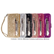 Zipper Wallet Case For Samsung S10 S9 Plus Card Glitter PU Leather Case For Samsung Galaxy S10 Lite S8 S7 S6 Edge Note 9 8 Cases