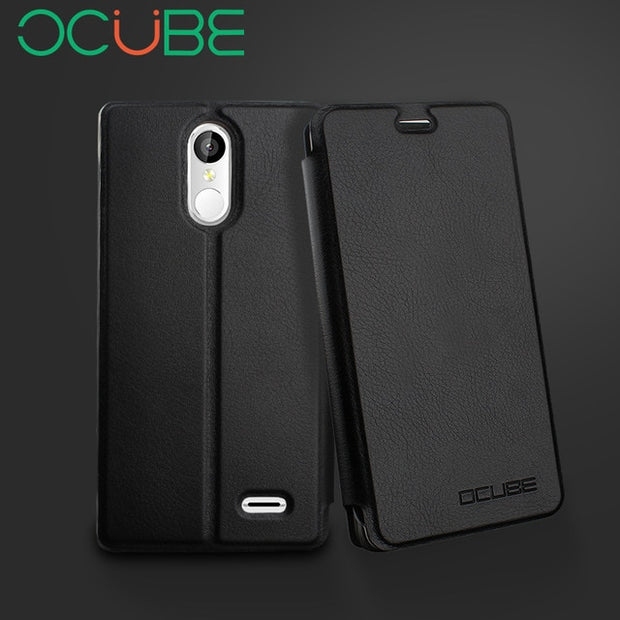 "Case For Leagoo M5 Plus Luxury Case Leagoo M5 Plus Cover Case Flip PU Leather Case For 5.5"" Leagoo M5 Plus Smart Phone"