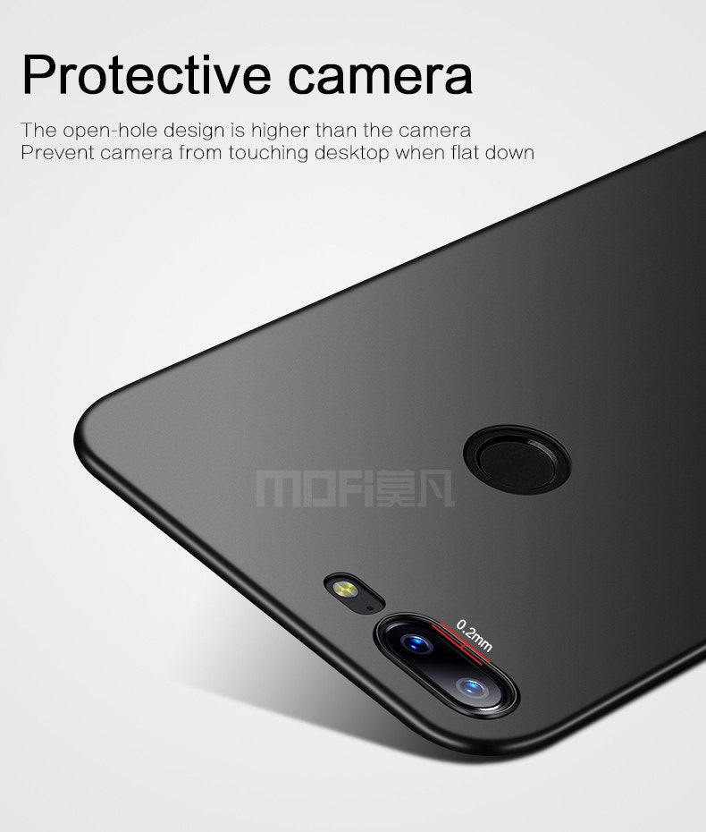 Oneplus 5t Case Cover One Plus 5t Cover Back Hard Protect Shockproof Oneplus A5010 Coque Fundas MOFi Oneplus 5t Case 6.01