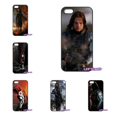 Winter Soldier Captain America Hard Phone Case Cover For Moto Z E E2 E3 G G2 G3 G4 G5 PLUS X2 Play Nokia 550 630 640 650 830 950