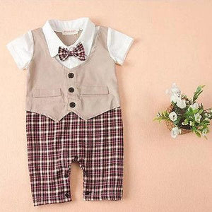 Baby Suit Newborn Romper Boys - Limited Stock