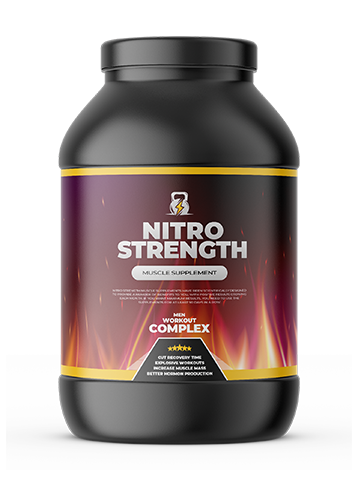 Nitro Strength Buy 3 Get 2 Bottles Free