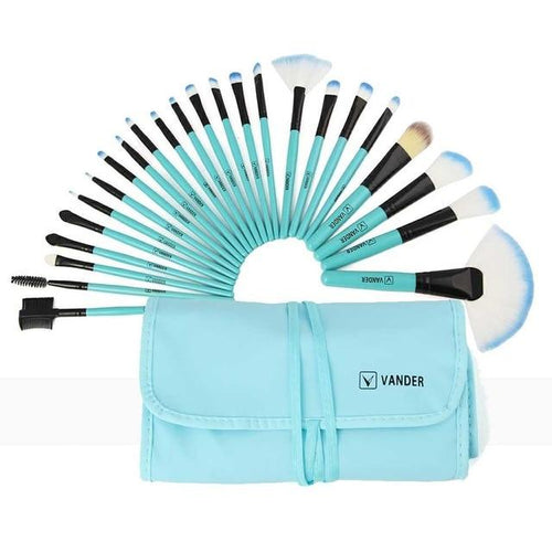 24pc Eye Shadow Makeup Brush Set - E-Topia, Sales on now!