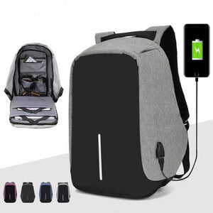 Anti-theft Backpack - E-Topia, Sales on now!