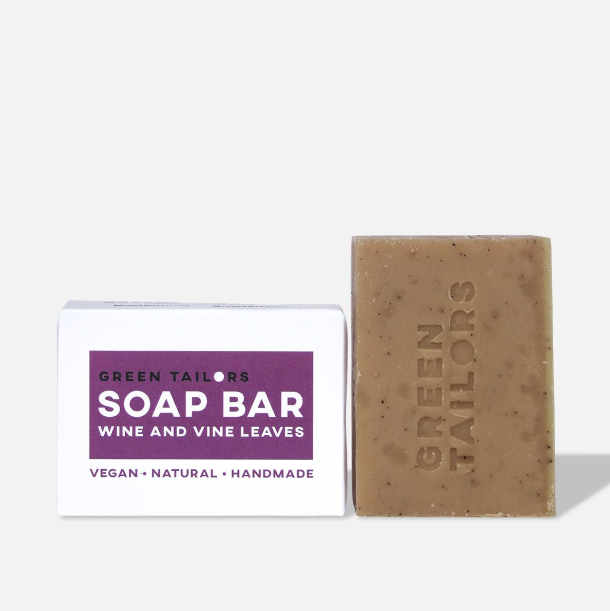 SOAP BAR Wine and Vine leaves