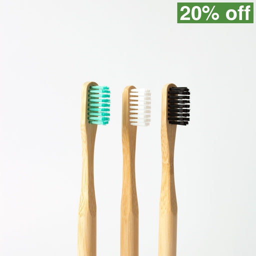 Bamboo Toothbrush | Pack Of 3