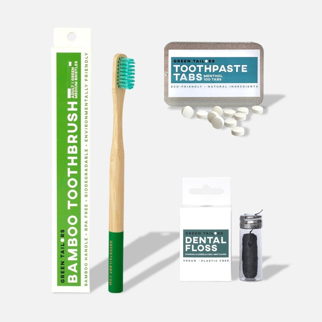 Oral Care I Subscription Box Giftpacks