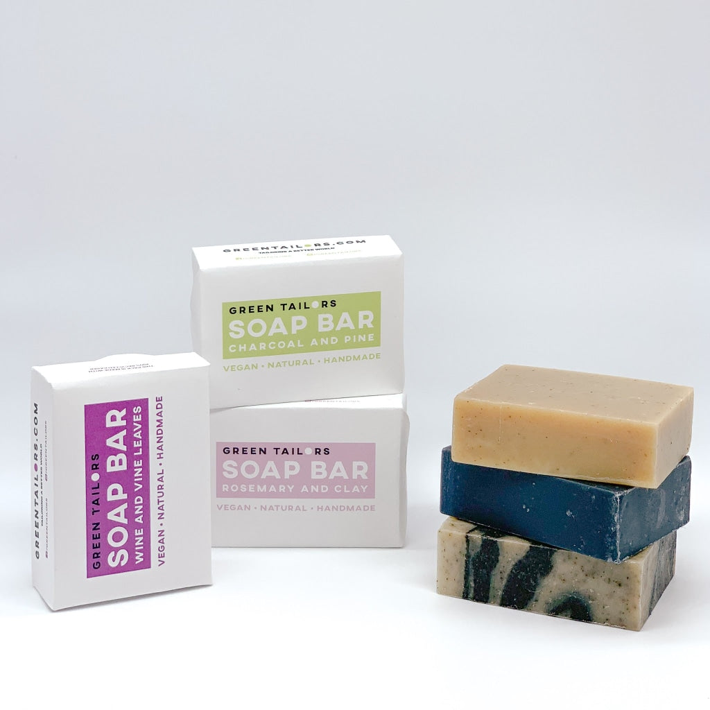 Soap Bar Rosemary And Clay Personal Care