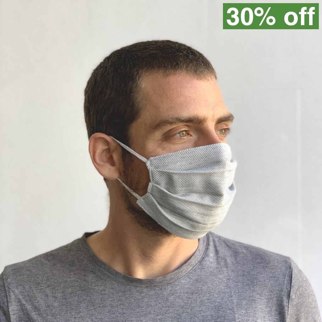 Reusable Cotton Masks | Pack Of 5 Personal Care