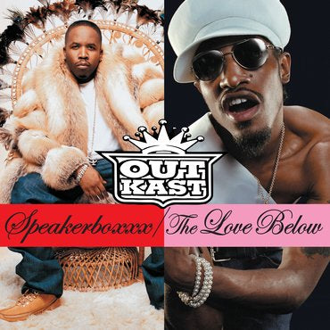 Outkast- Speakerboxxx / The Love Below