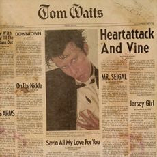 Tom Waits - Heart Attack And Vine