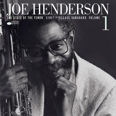 Joe Henderson - The State of the Tenor: Live at the Village Vanguard, Volume 1 ( Tone Poet Edition)