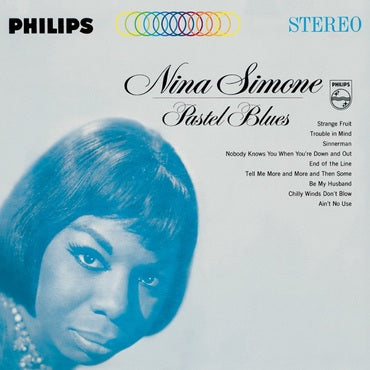 Nina Simone- Pastel Blues: Acoustic Sounds Series Audiophile Vinyl -