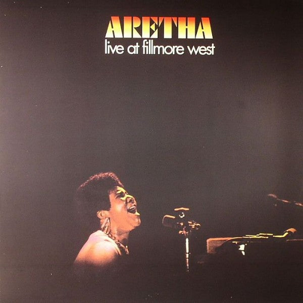 Aretha Franklin - Live at The Fillmore West - Speakers Corner Audiophile
