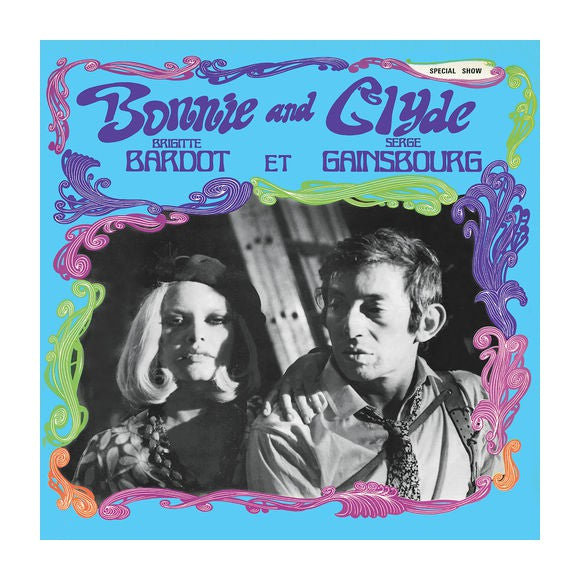 Brigitte Bardot Et Serge Gainsbourg - Bonnie and Clyde