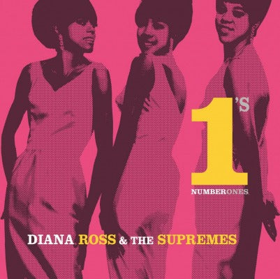 Diana Ross & The Supremes - Number Ones
