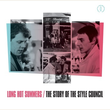 The Style Council - Long Hot Summers / The Story Of The Style Council