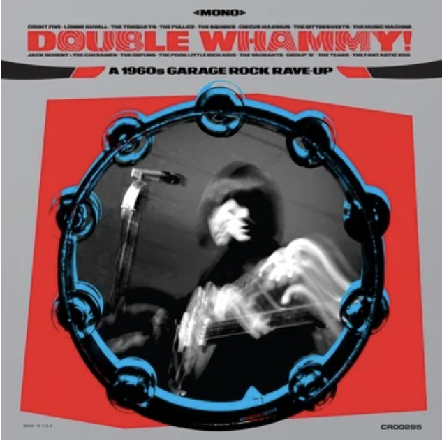 Various - Double Whammy: A 1960s Garage and Folk Rave Up