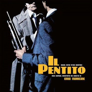 Ennio Morricone- Il Pentito / The Repenter