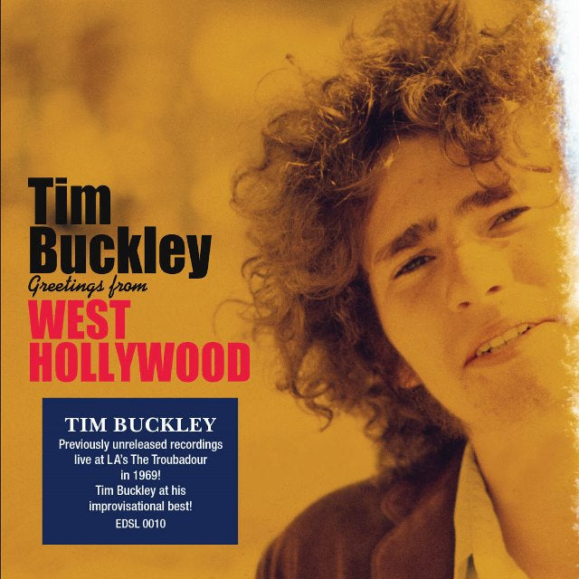 Tim Buckley- Greetings From West Hollywood
