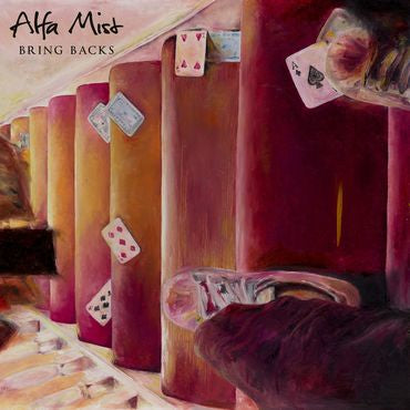 Alfa Mist - Bring Backs - limited colour vinyl