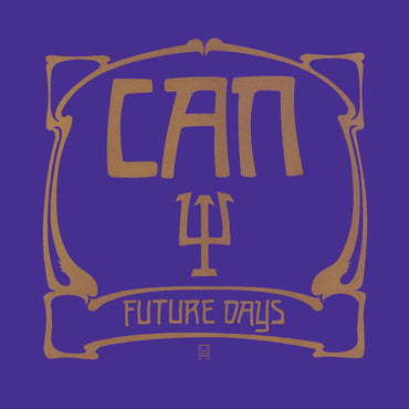 Can - Future Days: Limited Gold Vinyl