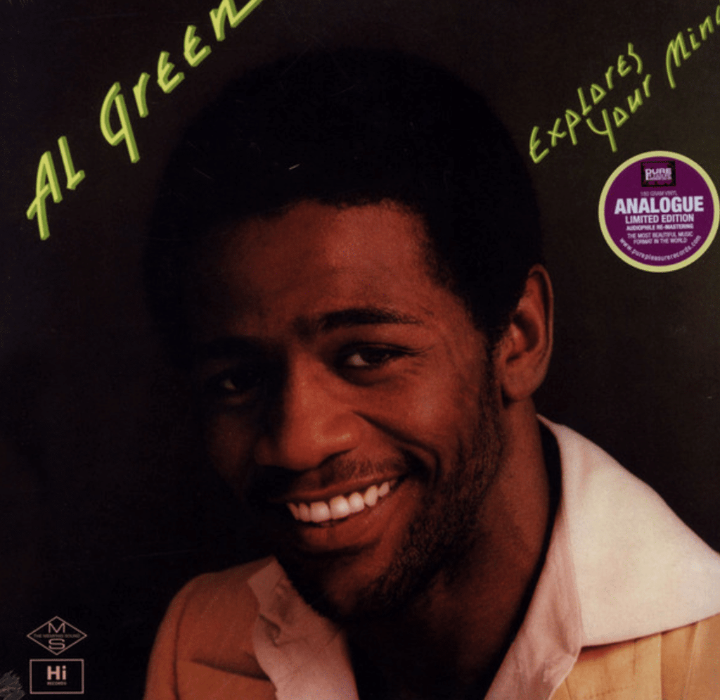 Al Green - Explores Your Mind - Pure Pleasure Audiophile pressing