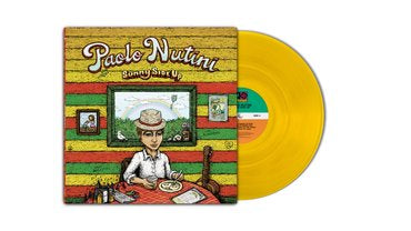Paolo Nutini - Sunny Side Up - Yellow vinyl