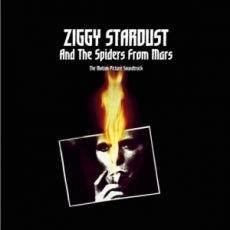 David Bowie- Ziggy Stardust And The Spider's From Mars: The Motion Picture Soundtrack
