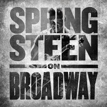 Bruce Springsteen- Springsteen On Broadway