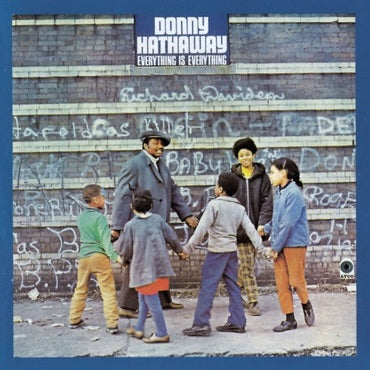 Donny Hathaway - Everything Is Everything- Speakers Corner Audiophile Edition