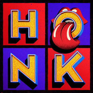 The Rolling Stones - Honk: The Very Best Of '71 - '16