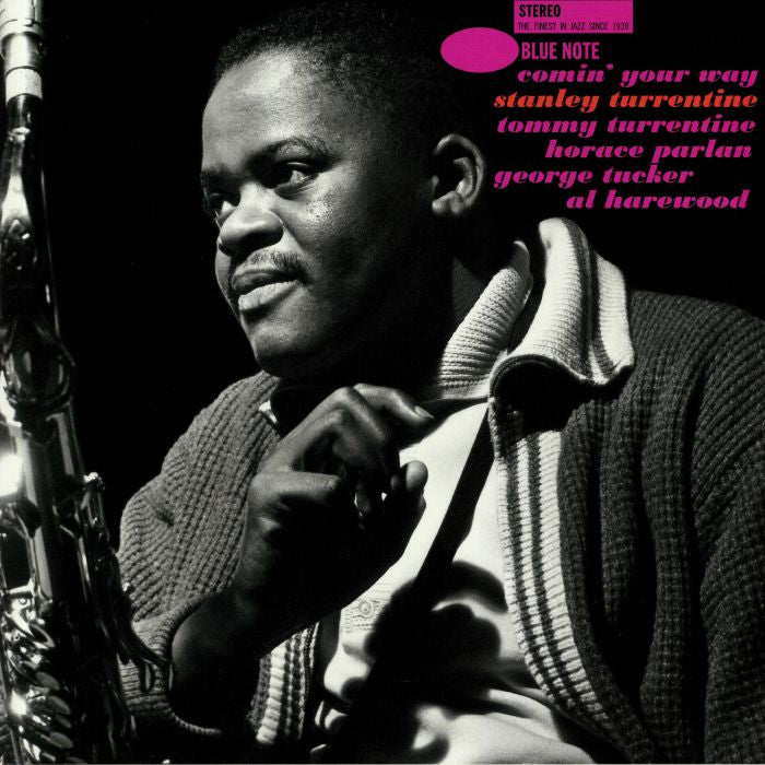 Stanley Turrentine - Comin' Your Way (Tone Poet Edition)