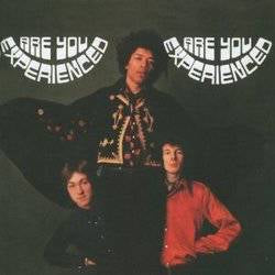 The Jimi Hendrix Experience -Are You Experienced