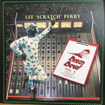 Lee Scratch Perry - Disco Devil Volume 4