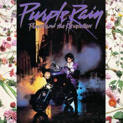 Prince and the Revolution- Purple Rain