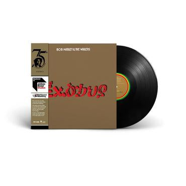 Bob Marley and The Wailers  - Exodus: Half Speed Master- preorder