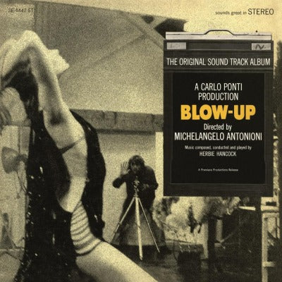 Herbie Hancock - Blow-Up: Original Soundtrack