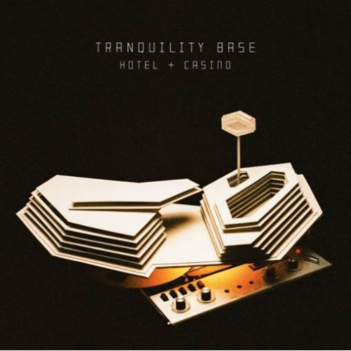 Arctic Monkeys- Tranquility Base Hotel + Casino