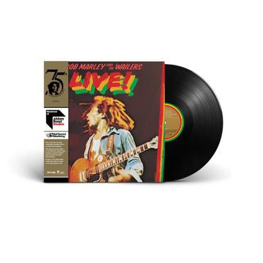 Bob Marley and The Wailers- Live!: Half Speed Master- preorder