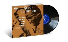 Clifford Brown and Max Roach - Study In Brown: Acoustic Sounds Series Audiophile Edition