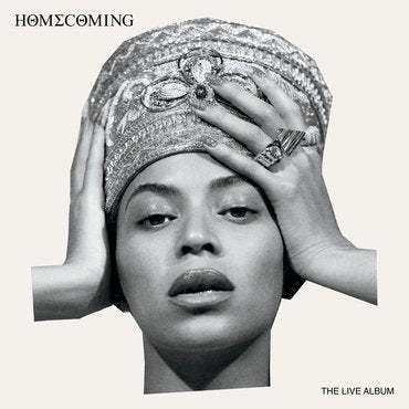 Beyonce - Homecoming: The Live Album - 4 LP Set