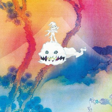 kid Cudi and Kanye West - Kids See Ghosts